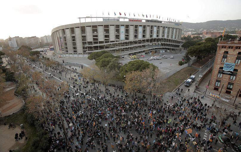 AP Photo/Joan Mateu