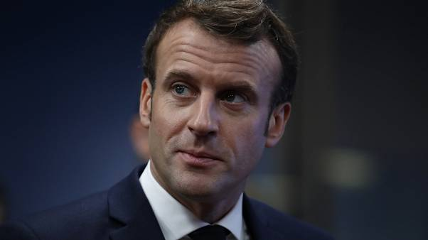 France's Macron will not abandon controversial pension reforms but is open to compromise