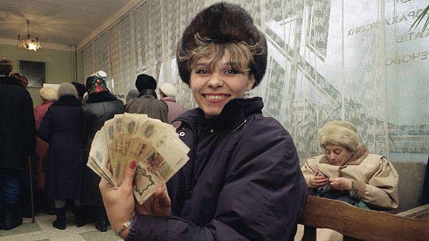 Az oroszok fele úszik az adósságban