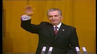 Memórias da revolução na Roménia