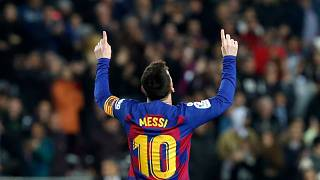 Ballon d'Or winner Lionel Messi will compete in yet another El Clasico