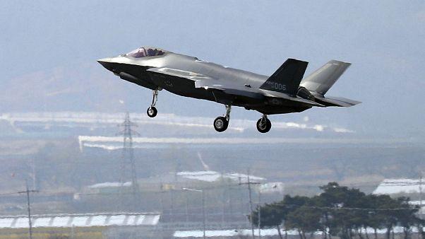 Οι ΗΠΑ πετάνε οριστικά έξω από το πρόγραμμα των F-35 την Τουρκία;