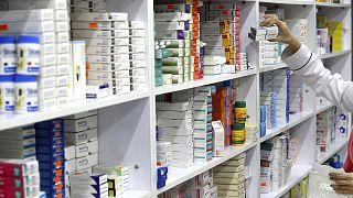 داروخانهای در تهران