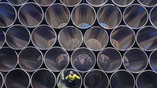 Θύελλα για τις κυρώσεις Τραμπ για τον αγωγό Nord Stream 2