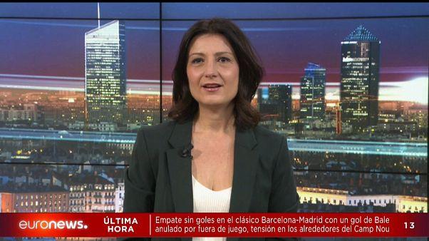Euronews Hoy | Las noticias del miércoles 18 de diciembre de 2019