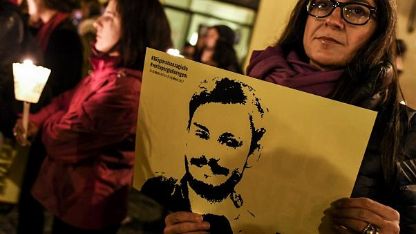 Giulio Regeni was killed in Cairo in 2016