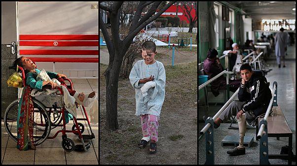 Afganistan'da savaşın çocukları: Son 10 yılda 6 bin 500 çocuk öldü, 15 bini yaralandı