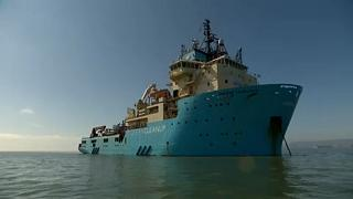 Csendes-óceán: 600 méteres különleges porszívó gyűjtötte a műanyagot
