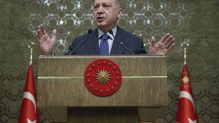 Ερντογάν: «Μπορούμε να επιταχύνουμε περισσότερο τη διαδικασία με τη Λιβύη»