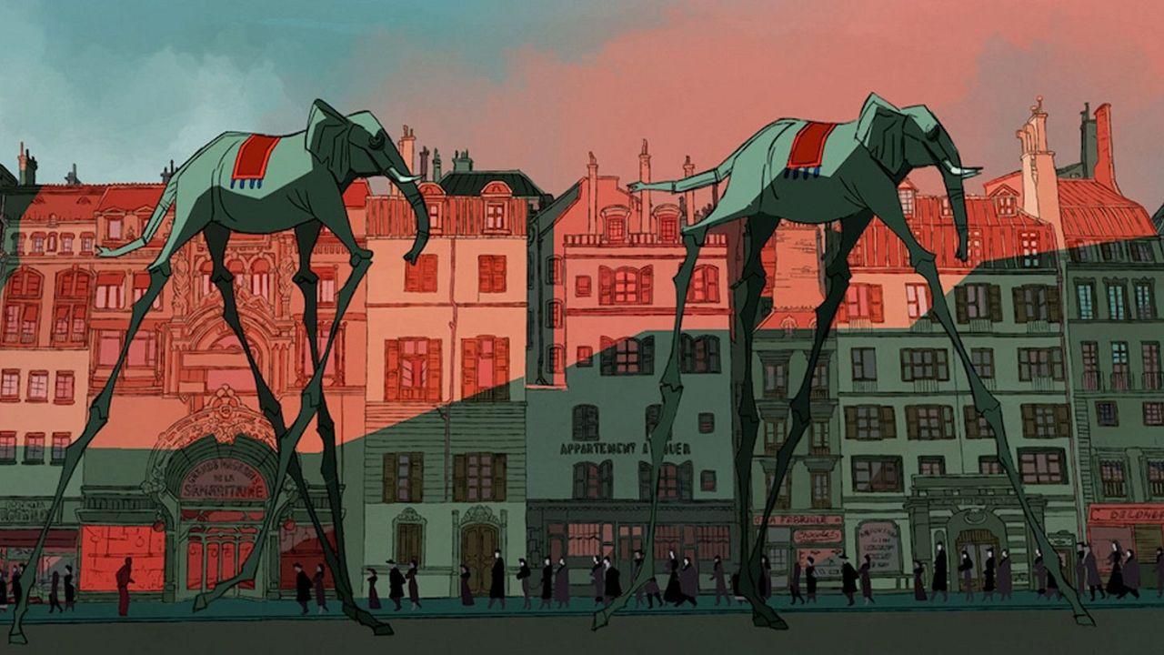Egyetlen alkalommal látható Budapesten a Luis Bunuelről szóló animáció