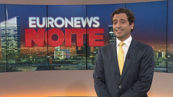 Euronews Noite | As notícias do Mundo de 18 de dezembro de 2019