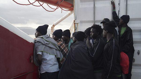 شكوى في الأمم المتحدة ضد إيطاليا بسبب مهاجر أجبر على عمل السخرة