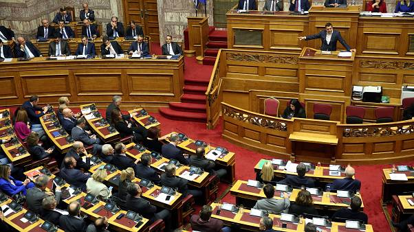 Μητσοτάκης - Τσίπρας: Οξεία διαφωνία για προϋπολογισμό 2020, ομοφωνία έναντι Τουρκίας
