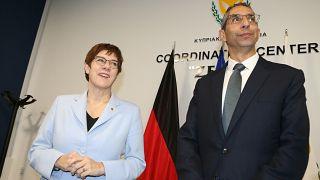 ΥΠΑΜ Γερμανίας από Κύπρο: «Θα δοθούν τα σωστά μηνύματα για τη συμπεριφορά της Τουρκίας»