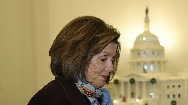 نانسی پلوسی، رئیس مجلس نمایندگان آمریکا