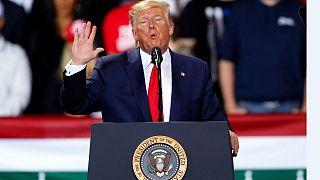 Trump entra en la historia como el tercer presidente sometido a juicio político