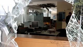 Ελλάδα: Επίθεση σε ΑΤΜ στην οδό Μητροπόλεως