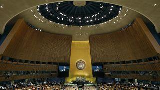 قطعنامه محکومیت وضعیت حقوق بشر در ایران در مجمع عمومی سازمان ملل تصویب شد