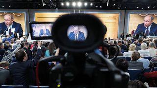 اظهار نظر بحث برانگیز پوتین درباره محدود کردن ریاست جمهوری به دو دوره پیاپی