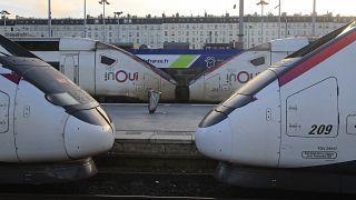 A nemzetközi vasúti forgalmat is érinti a francia sztrájk