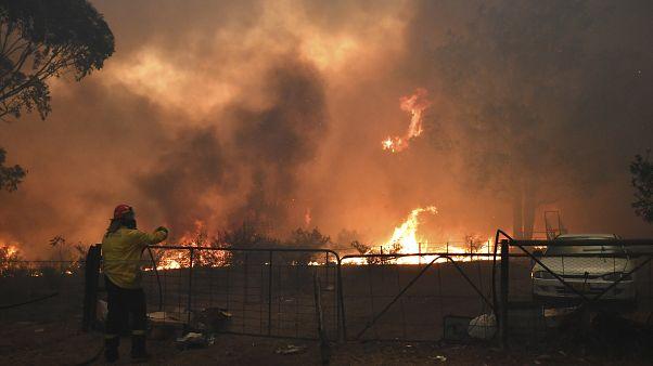آتشسوزی در استرالیا
