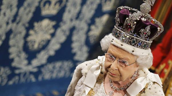 Kraliçe II. Elizabeth / 2015