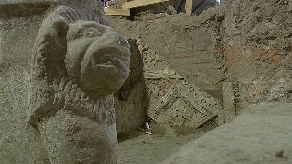 Εγκρίθηκε η απόσπαση των αρχαιοτήτων στο Μετρό Θεσσαλονίκης