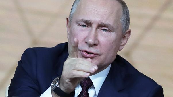 Five Key Points From Russian President Vladimir Putin S Four Hour News Conference Euronews