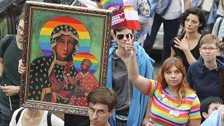 Polonya onur yürüyüşü