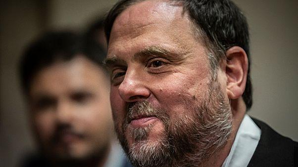 الزعيم الانفصالي في كتالونيا، أوريول جونكيراس
