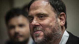 Mentelmi jog járt volna az elítélt katalán vezetőnek az Európai Bíróság szerint