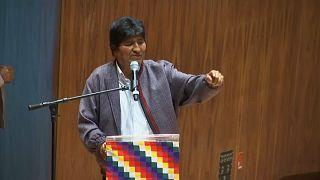 Boliviens Justiz erlässt Haftbefehl gegen Morales