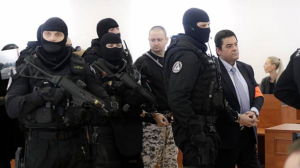 Megkezdődött az eljárás a Kuciak-gyilkosság ügyében