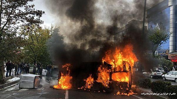 پارلمان اروپا با تصویب قطعنامهای سرکوب خشونتبار معترضان در ایران را محکوم کرد