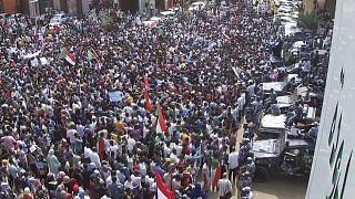 مظاهرات في الخرطوم، سبتمبر 2019