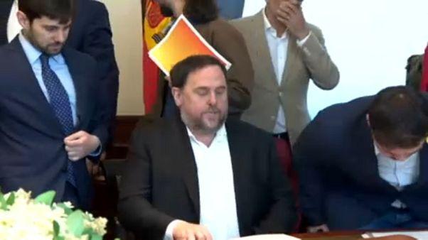 La Justicia europea dictamina que Oriol Junqueras tenía inmunidad