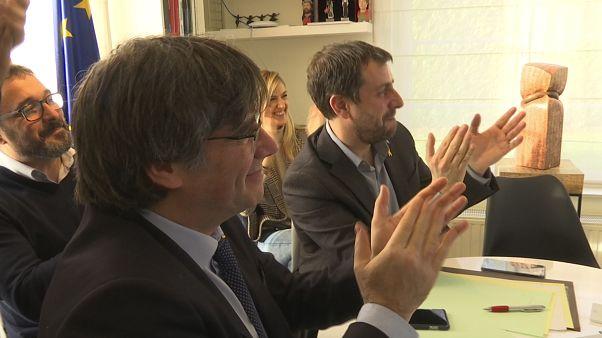Πανηγυρίζει ο Κ.Πουτζντεμόν για απόφαση του Ευρωδικαστηρίου