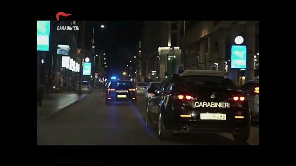Mega operação conta a Ndrangheta: 330 pessoas detidas