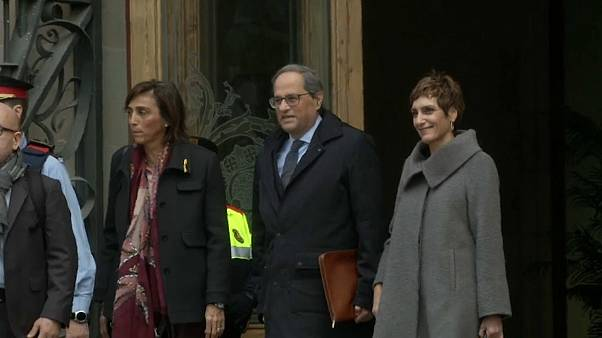 Elítélték a katalán regionális vezetőt