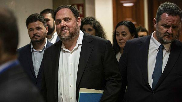 دیوان دادگستری اروپا مصونیت رهبر زندانی کاتالونیا را به رسمیت شناخت