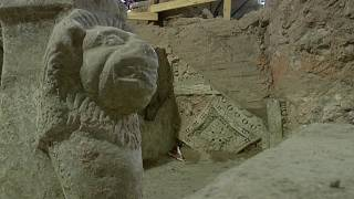 Für 2012 geplant: U-Bahn verzögert sich wegen historischer Funde