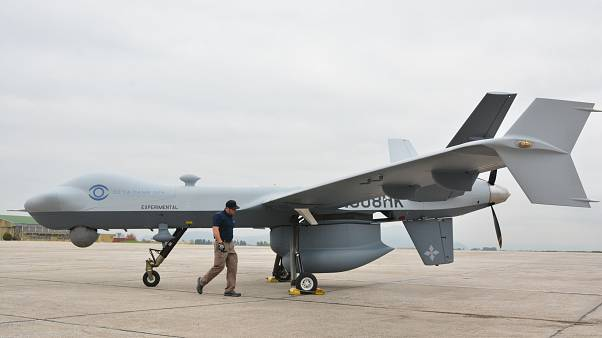 Στην 110 Πτέρυγα Μάχης της Πολεμικής Αεροπορίας το μη επανδρωμένο αεροσκάφος MQ-9