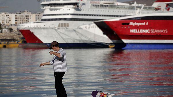 Έργα βελτίωσης σε 34 λιμάνια ανακοίνωσε το υπουργείο Ναυτιλίας