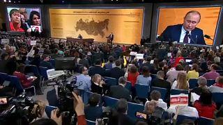 Putyin a Nemzetközi Doppingellenes Ügynökséget kritizálta