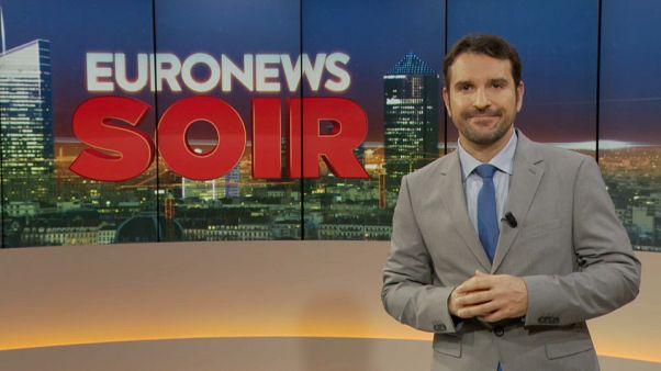 Euronews Soir : l'actualité du jeudi 19 décembre 2019