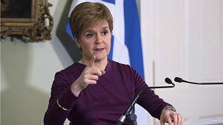 """رئيسة وزراء اسكتلندا: إجراء استفتاء جديد على الاستقلال  """"أمر مفروغ منه"""""""