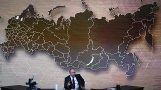 Главное из большой пресс-конференции Путина