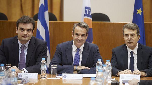 Κυρ. Μητσοτάκης: «Από την Πρωτοχρονιά ξεκινάει η λειτουργία του 112»