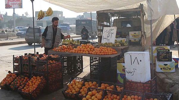 """شاهد: سكان إدلب مستاؤون من عقوبات """"قيصر"""" الأمريكية"""