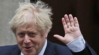 Boris Johnson liderou o Governo no primeiro debate após o Discurso da Rainha